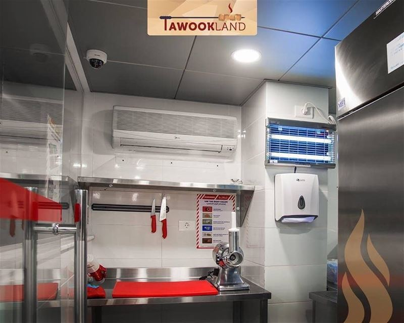 @tawookland -  All clean and set up for preparations! Tawookland ... (Tawookland)