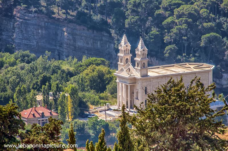 Saint Rafqa Church - Wadi Jezzine