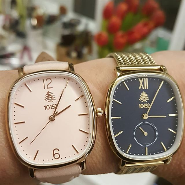 Which one is your favourite slim 10452dna watch ? The Mulberry or the... (Lebanon)