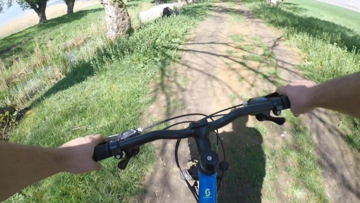 Around the swamps 🚴 myadventureslebanon lebanon biking swamps ...