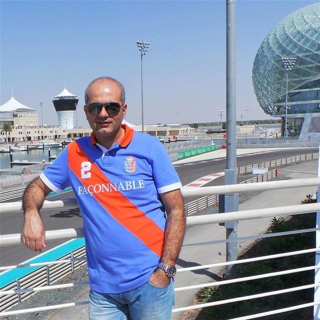 Abu Dhabi. meeting abudhabi dubai me summer newproject commingsoon me... (Formula 1 Grand Prix Abu Dhabi)