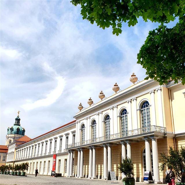 Hommage à Frédéric le Grand Roi de Prusse🤴 tourisme germany🇩🇪 Berlin... (Charlottenburg Palace, Charlottenburg West Berlin)