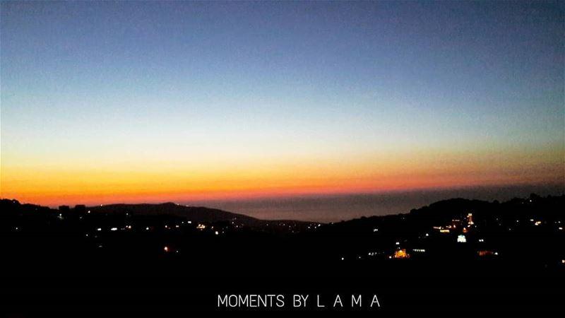 landscape landscapephotography nature naturephotography sunset... (Bakhoun, Liban-Nord, Lebanon)