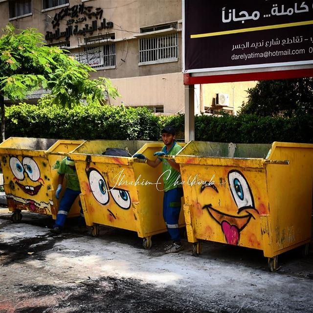 Caras de la ciudad - ichalhoub in Tripoli north Lebanon shooting with a...