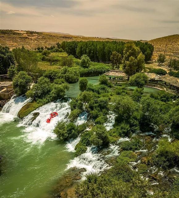 Amazing view from assiriver by @tony.toni.tonee assi_river hermel ... (El Hermel, Béqaa, Lebanon)