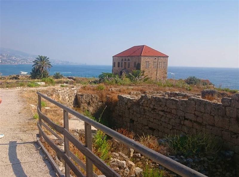🏡 takenbyme throwback ptk_Lebanon visitlebanon Lebanonbyalocal ... (Byblos - Jbeil)
