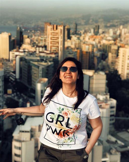 By @explorewithdann lebanon lebanesestreetstyle whatsuplebanon ... (Staybridge Suites Beirut)