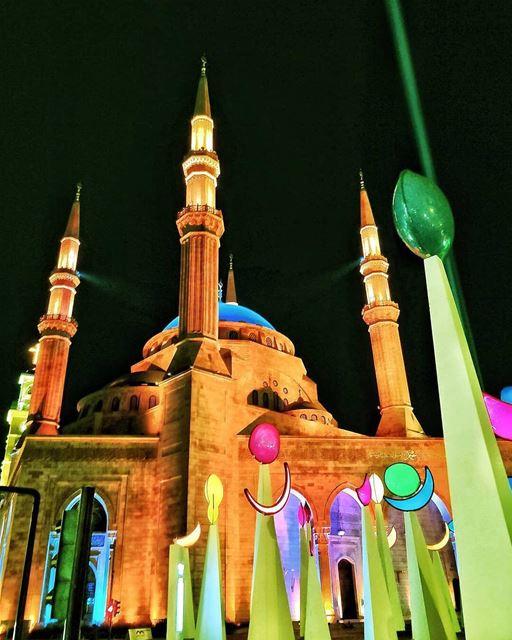 إفعل لله ماتكره ... يُعطيك الله ماتُحب ...!!صلاة الصبح، شهر رمضان المبارك (Mohammad Al-Amin Mosque)