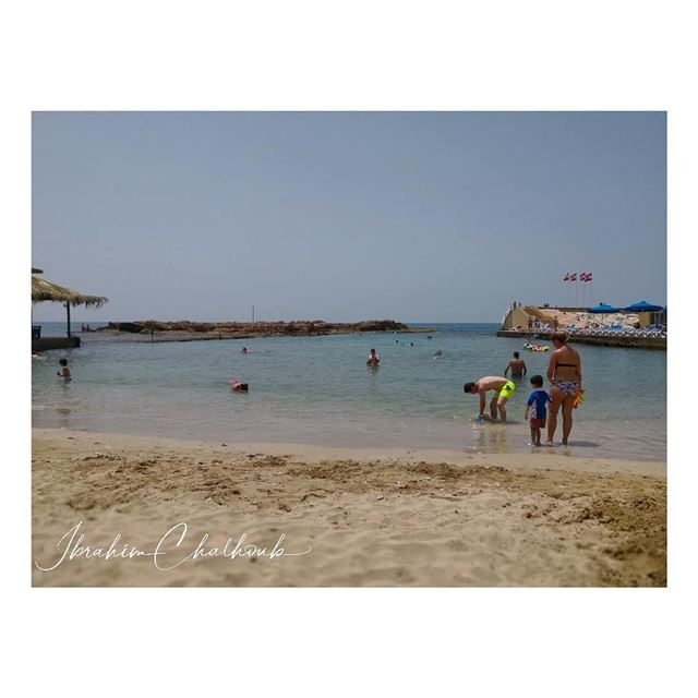 Un día en la playa - ichalhoub in Batroun north Lebanon shooting with a...