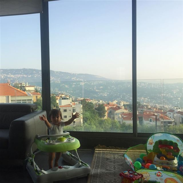babyboy elias home homesweethome ballouneh lebanon apartment view ...