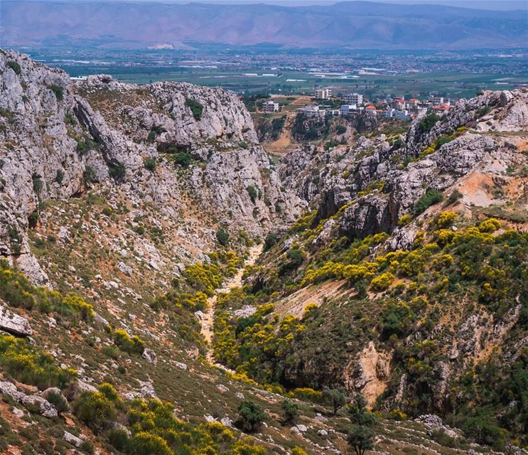 Discovering the hidden valley in Bekaa ...