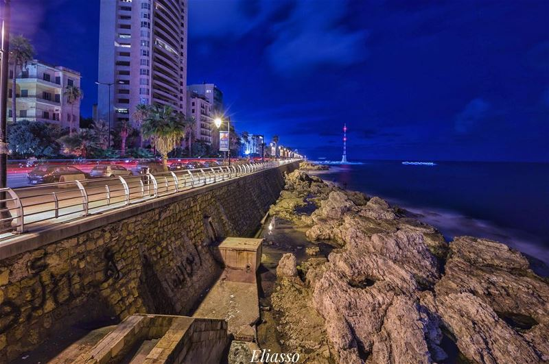 .–––––––––––––––––––––––––––––––––––In nature, light 🎆 creates the... (Beirut, Lebanon)