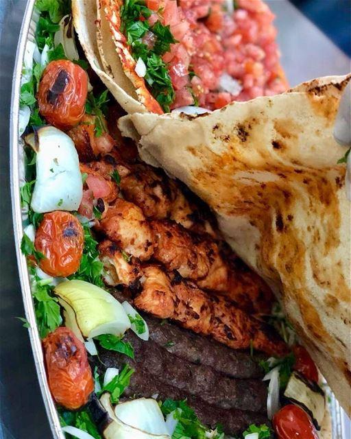 @restaurant_et_falafel_joseph - Flavorful lebanese grill 🔥🌮🍗🍖🍢🍅@r (Restaurant and Falafel JOSEPH-Sin El Fil)