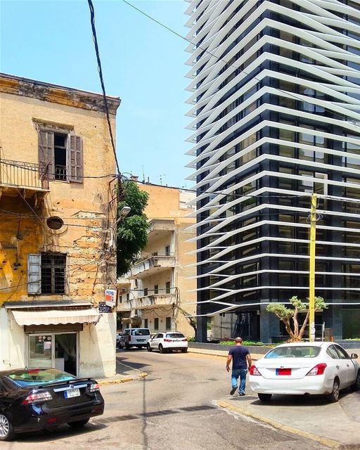 Beirut's Diversity! 💖By @senorita.sally Beyrouth Beirut Liban Libano... (Beirut, Lebanon)