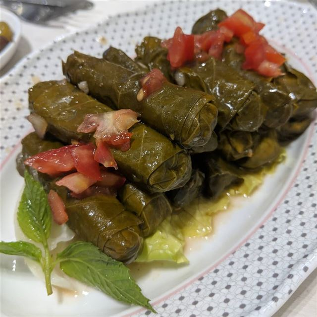 vineleaves grapesleaves food iftar ramadan instafood yummyfood ... (ABC Verdun)