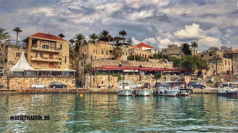 ⛵️ ... (Byblos, Lebanon)