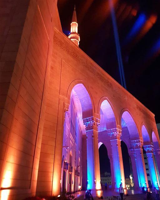 ig_lebanon ig_respect lebanon_hdr lebanontimes lebanonspotlights ... (Mohammad Al-Amin Mosque)