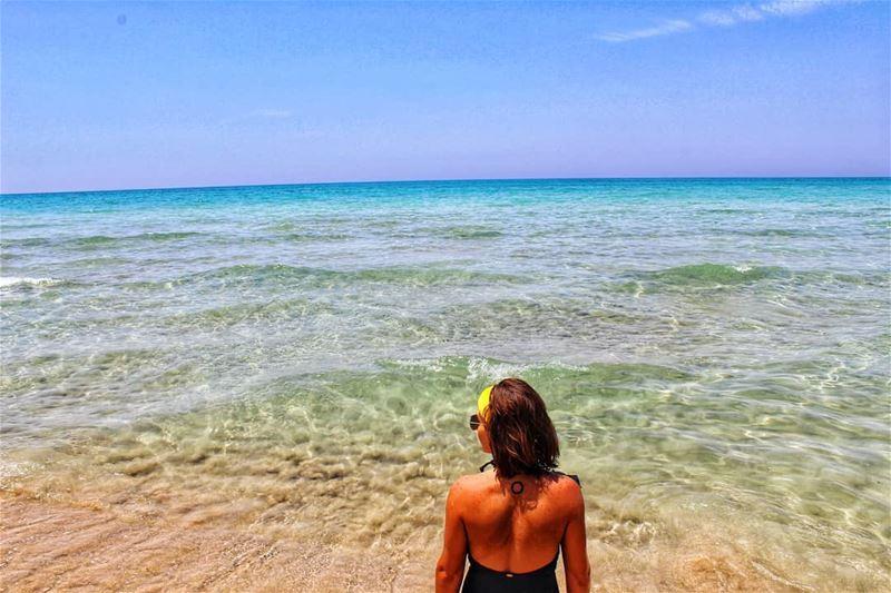 Dear beach,✉.... beachlife🌴 bestvibes ........ enjoylife ... (Tyre, Lebanon)