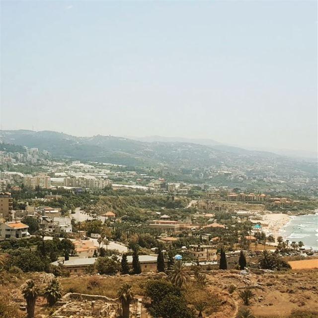 panorama lebanon byblos jbeil men menshair instagood instapic ... (Jbeil-Byblos)