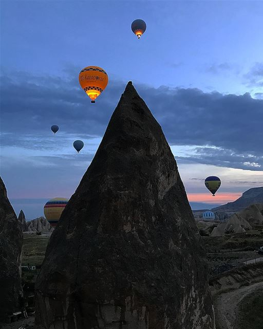 Partez ..... whatsuplebanon beautifuldestinations tourism cappadocia ... (Cappadocia/Turkey)
