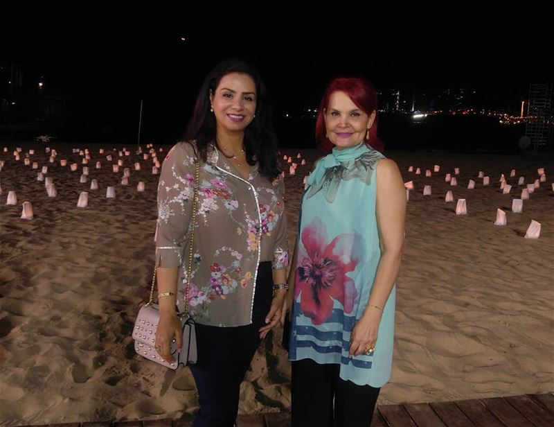 Last night  iftar  gathering  touch  touchlebanon  friends_moms  friends ... (Kempinski Summerland Hotel & Resort Beirut)
