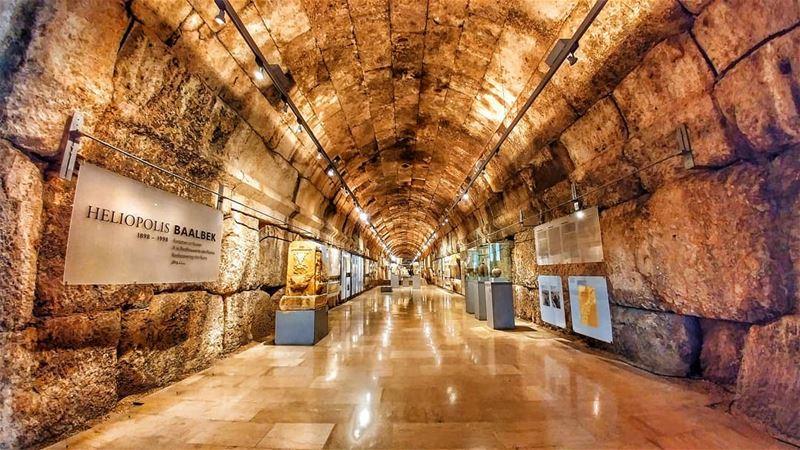 BAALBEK 💙.......... lebanoninstagram instagramers ... (Baalbek , Roman Temple , Lebanon)