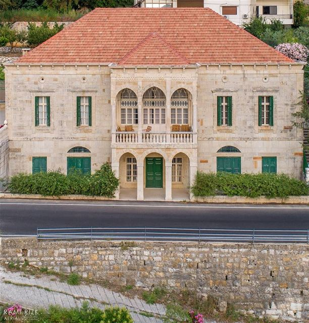 Where memories are made 🏡... jezzine lebanon dji drones ... (Jezzîne, Al Janub, Lebanon)