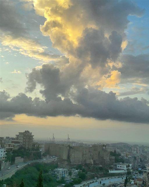 Beautiful 😮 Tripoli Lebanon main_vision nature_shooters ... (Tripoli, Lebanon)