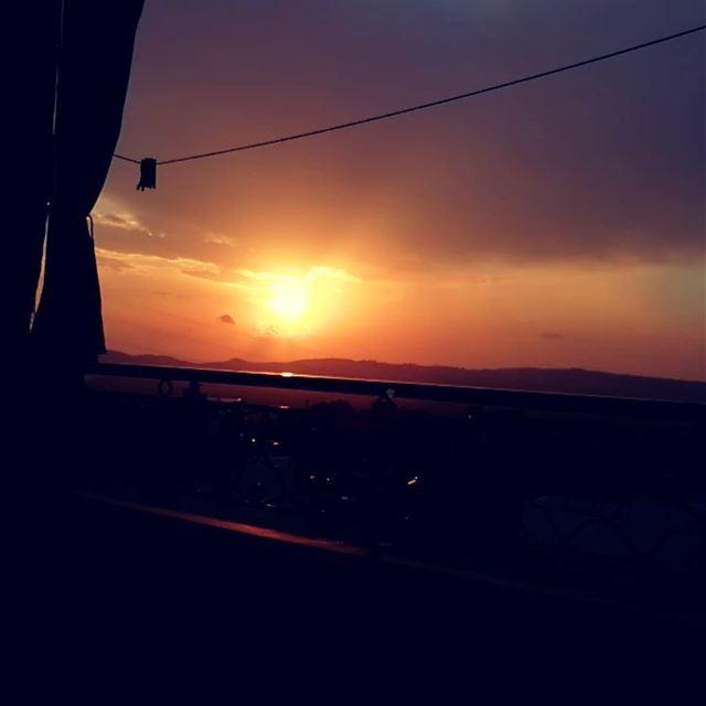 sunset paradise view background nature naturephotography ... (Koûsba, Liban-Nord, Lebanon)
