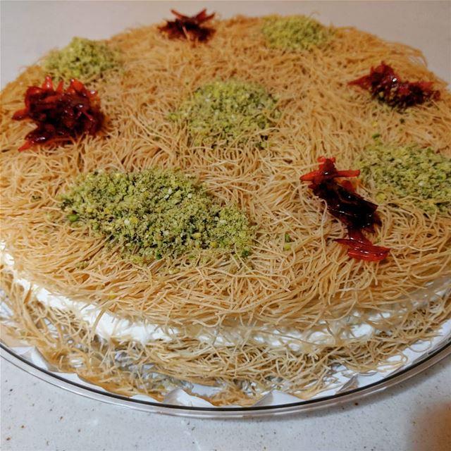 عثملية sweetlovers❤❤❤ sweet lebanesesweets amalbohsali yummy ...