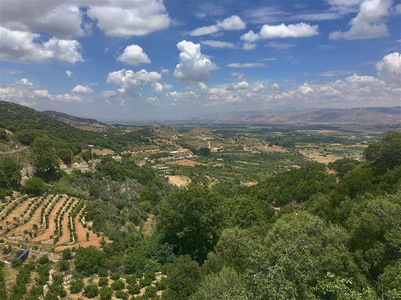 الأكثر جمالًا ... والأكثر حبًًّا ... والأكثر دفئًا ☘️💚 June myvillage ... (Aïn Zebdé, Béqaa, Lebanon)