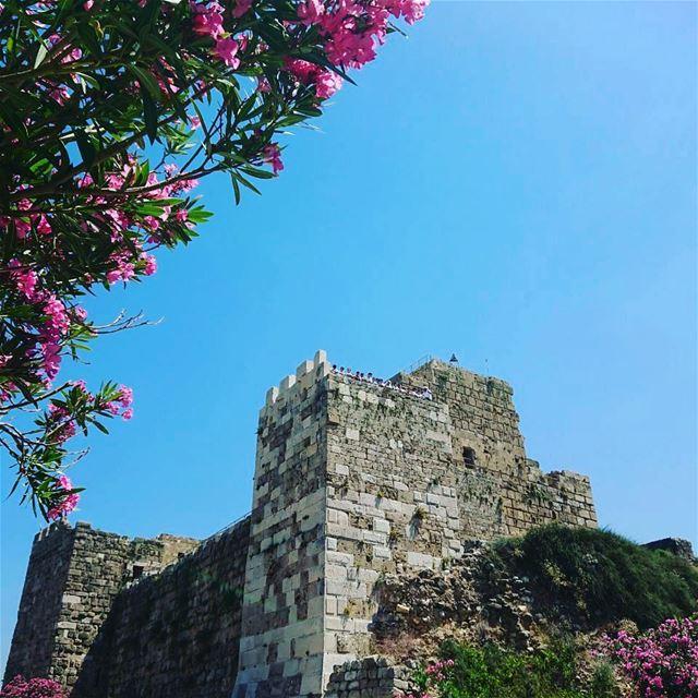worldheritagesite byblos medieval citadel instamoment ...