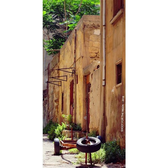"""""""It is easily overlooked that what is now called vintage was once brand... (Beirut, Lebanon)"""