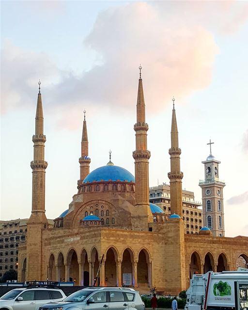 Goodevening Beirut :)) ............ Lebanon beirut ... (Downtown Beirut)