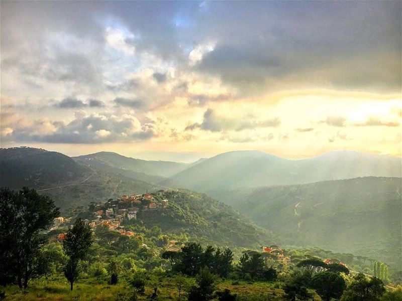 Credit to @moustapha_zay - Southern beauty ❤️🌲🇱🇧🍃☘️🌿...........