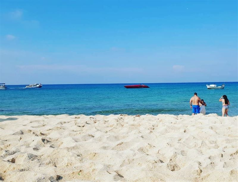 lebaneseisland lebanesebeach lebanon beach sand rabbitsisland ... (جزيرة الارانب)