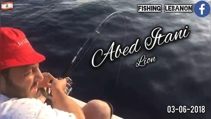 @abed_itani_ @fishinglebanon - @instagramfishing @jiggingworld @whatsupleba (Beirut, Lebanon)