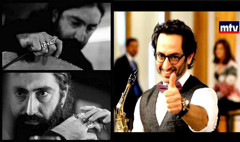 "Ziyad Sahhab with great Musicians, on Sunday @11:35AM in ""Musical"" @MTV...."
