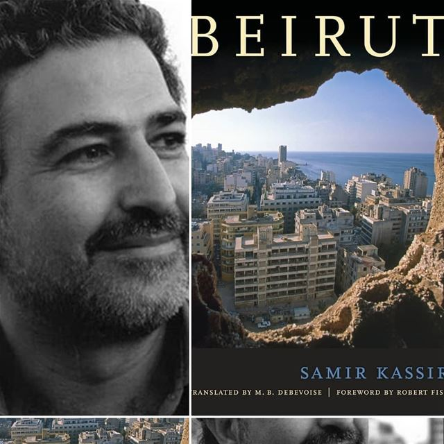 repost via @instarepost20 from @hazemas29 Never been forgotten !! Samir... (Ashrafiyah, Beyrouth, Lebanon)