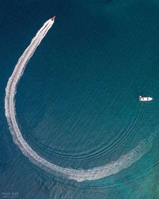 Blue Gold 🔵. .. lebanon anfeh koura north dji drones quadcopter... (Anfeh Al-Koura أنفه الكورة)
