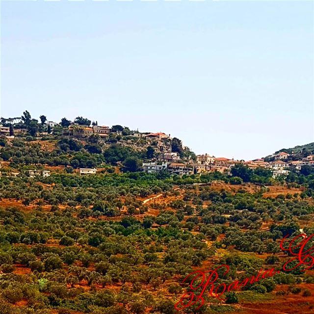 جنة_من_بلادي جنة_من_جنان_الأرض beautifullebanon wonderful_place ... (Kawkaba)