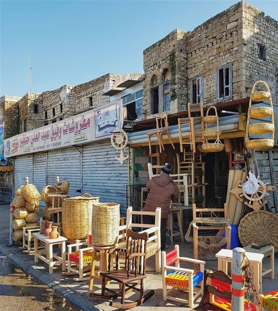 """Мир, ты часто пишешь, что я """"заражаю"""" тебя любовью к Ливану, открывая тайны (Saïda, Al Janub, Lebanon)"""