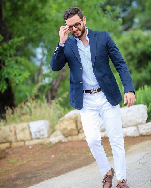 Fashion is a trend. Style lives within a person 🕴🏻-Oscar de la renta-... (Beirut, Lebanon)