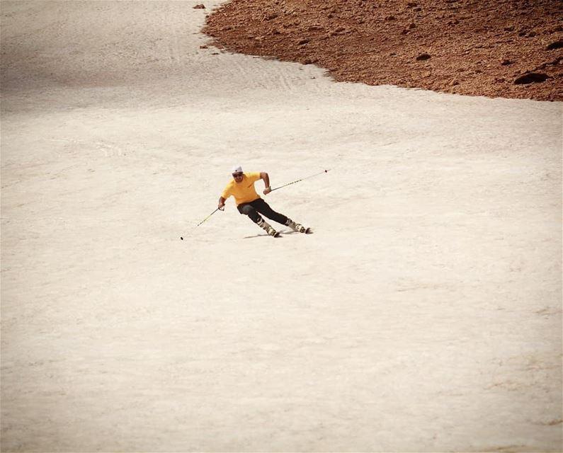 Summer skiing farayalovers lebanon lebanonlovers salomon ... (Qurnat as Sawda')