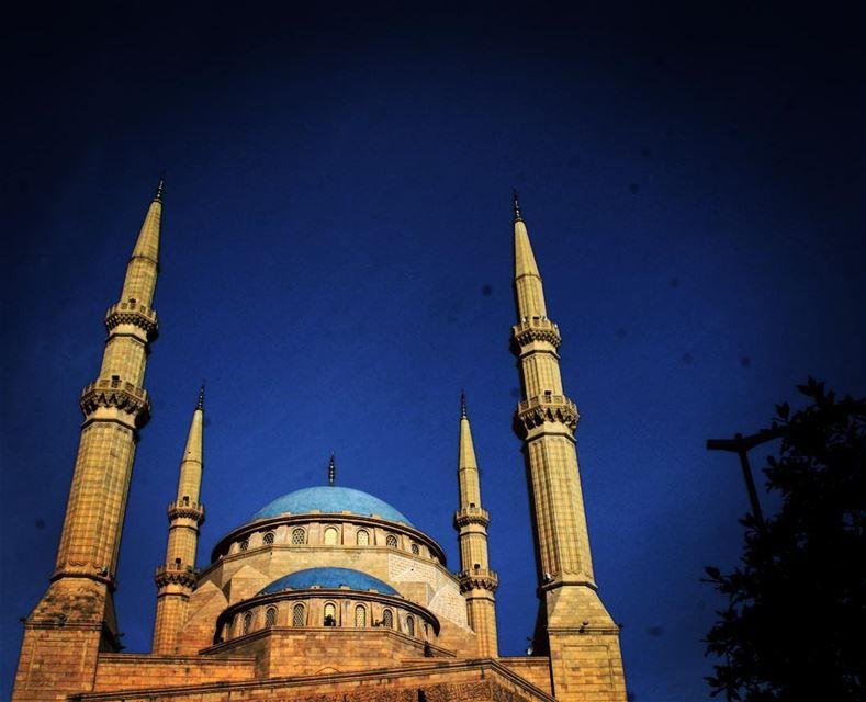 domes &... (Mohammad Al-Amin Mosque)