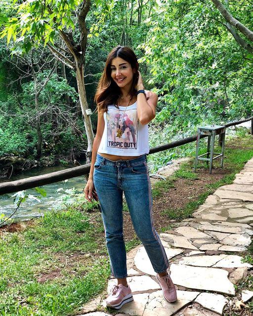 Go as a river.. whatworksformaya wheninlebanon discoveringlebanon ... (Qartaba)