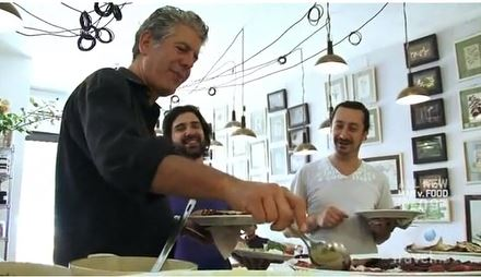 @anthonybourdain first came to Lebanon in 2006, right before the war...