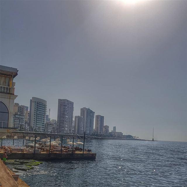 بيروت 💙▪▪▪▪▪▪▪▪▪▪▪▪▪▪▪▪▪▪▪▪ godblesslebanon lebanonphoto ... (Beirut, Lebanon)