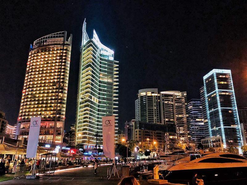 Lebanese Night—————————— popcorn961beirut beirut lebanon zaytounaybay... (Beirut, Lebanon)