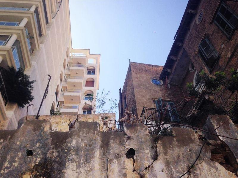 a concrete... (Ras Beirut - راس بيروت)